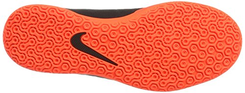 Nike Hypervenomx Phade Iii Ic, Zapatillas de Fútbol Unisex Niños Negro (Black/metallic Silver-black)