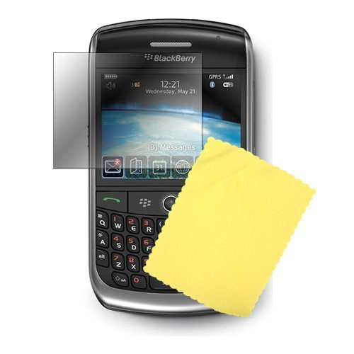 For Blackberry Curve 8900 Prem Anti-Glare LCD Protector