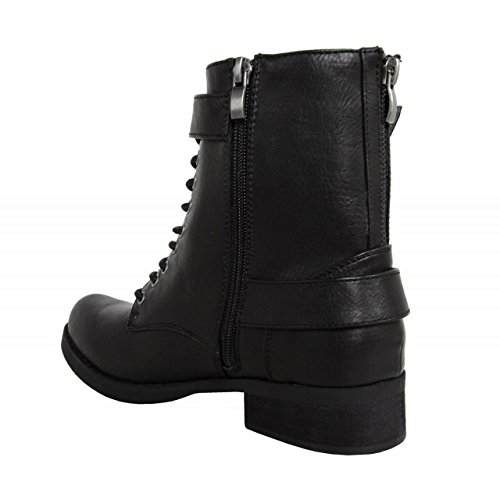 MTNG 51374 Damen BALSAM Boots NEGRO für SBESqzwA