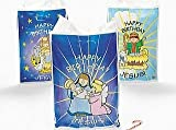 50 Jumbo Christian Nativity Printed Christmas Gift or Party Bags