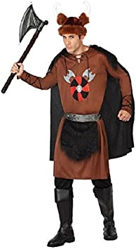 Atosa - Disfraz para Hombre Vikingo, Talla XL (26877): Amazon.es ...