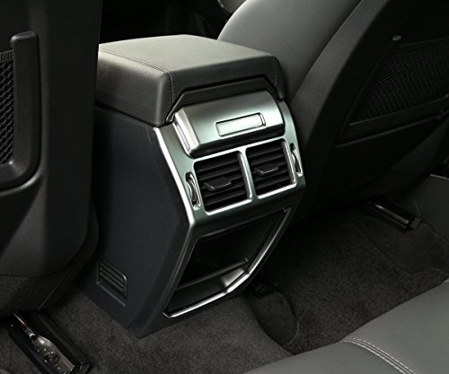 ABS Rear Air Conditioning Outlet Frame Trim For Land Rover Range Rover Evoque 2014-2016