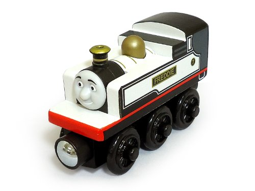 Fisher-Price Thomas the Train Wooden Railway Fearless Freddie Thomas The Tank Engine Jack