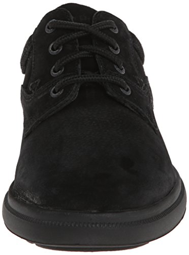 Hush Puppies Heren Glen Oxford Zwart Suede