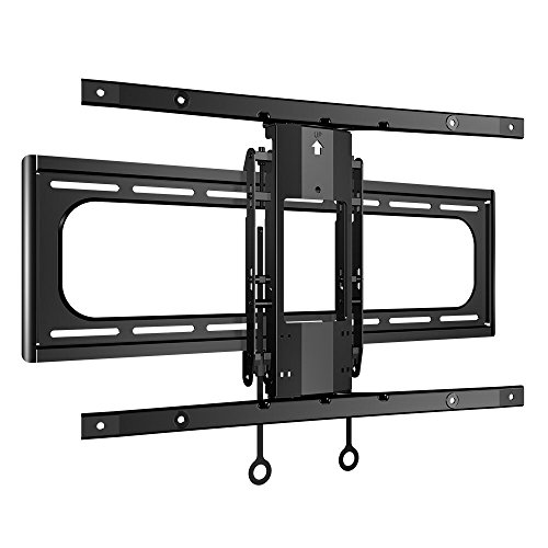 """Sanus - Swivel Tv Wall Mount For Most 40"""" - 88"""" Curved Lcd T"""