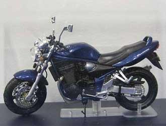 Suzuki Gsf 1200 Bandit Diecast Model Motorcycle Amazon Co Uk Toys