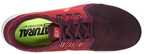 de Homme Glow Red Ember Night Trail gym 831510 600 Maroon Nike Chaussures Rouge HXwgaq1tx