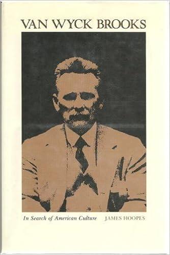 Van wyck brooks in search of american culture download pdf or van wyck brooks in search of american culture download pdf or read online fandeluxe Gallery