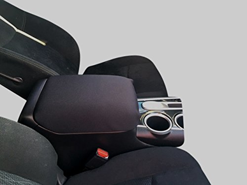 Nissan Pathfinder Auto Parts (Nissan Pathfinder 2013-2018 SUV Auto Center Console Armrest Cover Protects from dirt and damage Renews old damaged consoles. CUSTOM FIT - Black)