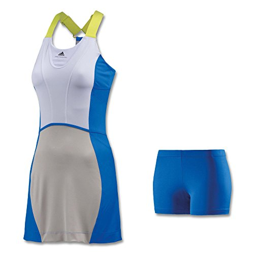 adidas Damen Kleider by Stella McCartney Barricade Dress