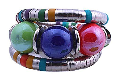 African Bracelet Tribal Bracelet Ethnic Bracelet Rope Bracelet (Color C)