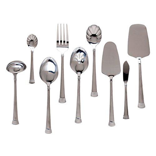 - Gibson Anneville 9-Piece Hostess Set