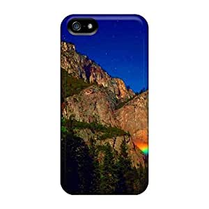Hot PC For SamSung Note 2 Phone Case Cover Skin - Yosemite At Starry Night