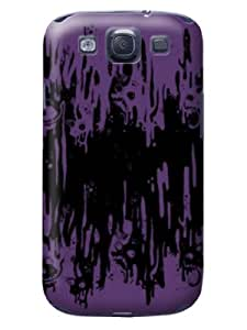 custom popular TPU phone protective case/cover with cool photo design for Samsung Galaxy S3