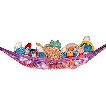 Amazon Com Dozenegg Stuffed Animal Amp Toy Organizer