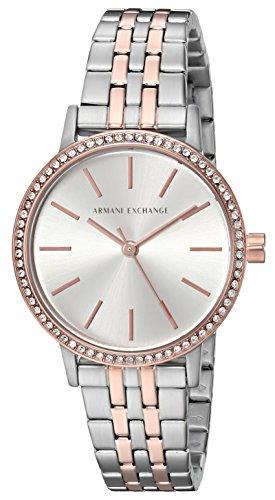 Armani Exchange Women's Dress Silver Watch AX5542