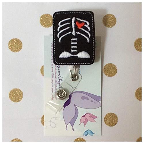 X-ray Badge (X-ray badge reel- x-ray tech badge reel - radiologist badge reel - radiologist gift - x-ray tech gift)