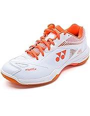 YONEX Power Cushion 65 X2 Womens Indoor Court Shoe (White)