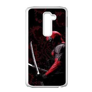 deadpool comic Phone Case for LG G2