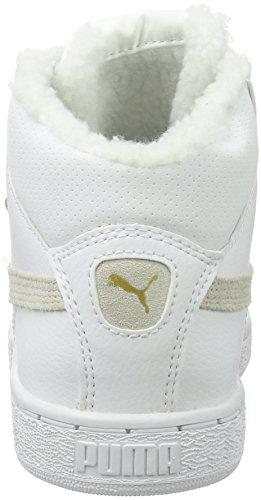 Fur 1948 Puma Mid Alto Sneaker Bianco white Unisex a L Collo Adulto White atxgxpwnAq