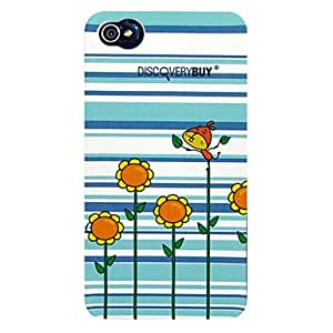 Buy Cute Bunny in Bee Costume Pattern PC Hard Case for iPhone 4/4S
