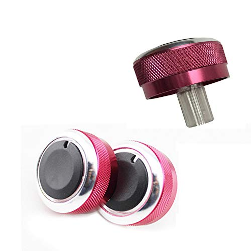 BOOMBOOST Audio Radio Air Conditioning knob Switch Control Button