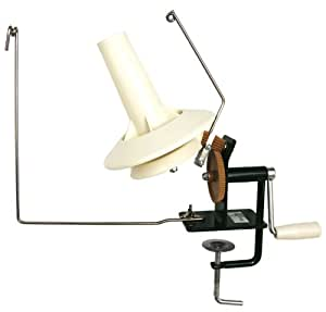 Stanwood Needlecraft Large Metal Yarn/Fiber/Wool/String Ball Winder, 10-Ounce
