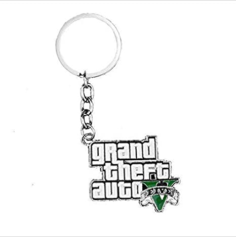 Amazon.com: Liz Collection Inspired by Game PS4 GTA V Grand ...