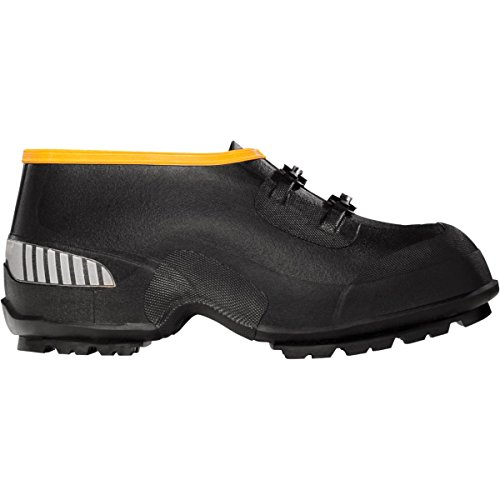 Review Lacrosse 5″ ATS Overshoe Carbide Stud (229107) | Waterproof | Insulated Modern Comfortable Hunting Combat Boot Best For Mud, Snow (15)