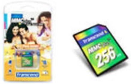 Transcend 256 Mo Carte m/émoire multim/édia MMC TS256MMC4