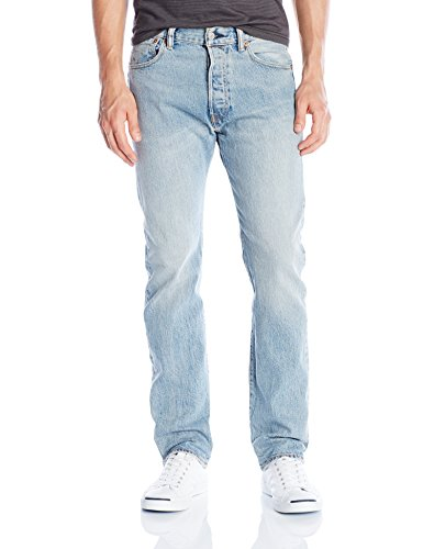 Levi's Men's 501 Original Fit Jean, O'neill/stretch, 32Wx30L