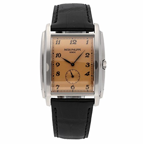 Patek Philippe Gondolo Mechanical-Hand-Wind Male Watch 5124G-001 (Certified Pre-Owned)