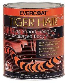 Evercoat 1190 Tiger Hair Long Strand Fiber Reinforced Filler - Gallon