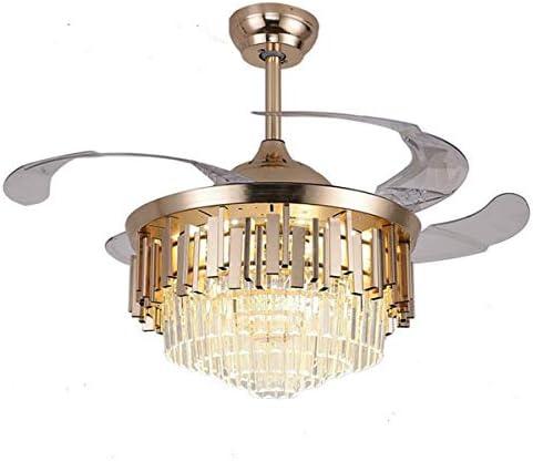 42″ Crystal Ceiling Fan