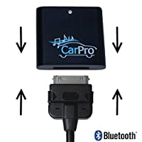 Bluetooth Adapter For Bmw And Mini Cooper Ipod Iphone Y Cable - Coolstream Carpro by CoolStream