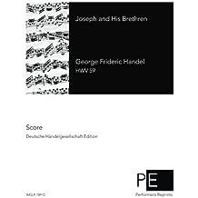 Joseph and His Brethren (Deutsche Händelgesellschaft) (Volume 42)