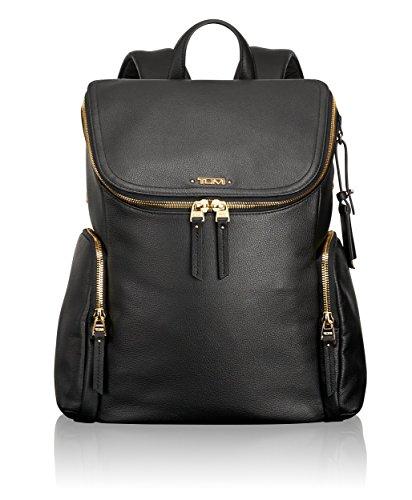 Tumi Women's Voyageur Lexa Zip Flap Backpack, Black, One Size