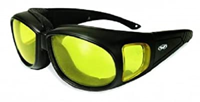 Global Vision Outfitter Motorcycle Glasses from Global Vision