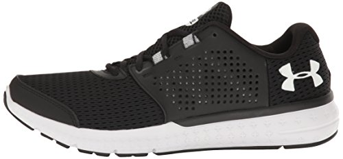 RN 001 Under UA G de Black Fuel Running Armour Black Chaussures Micro Homme 7qC76X