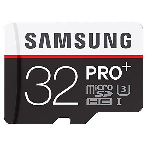 Samsung Pro Plus 32GB MicroSDHC Memory Card - 95MB/s Read, 90MB/s Write by Samsung
