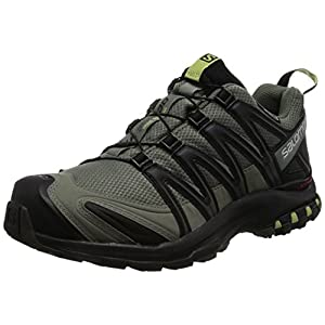 Salomon Men's XA Pro 3D ClimaShield Waterproof Trail Running Shoe