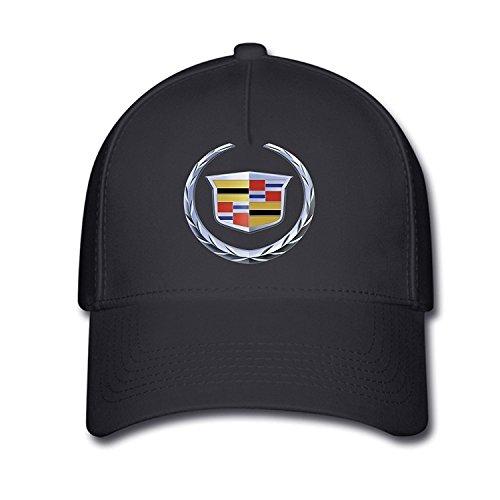 DEBBIE Unisex Cadillac Logo Baseball Caps Hat One Size ()