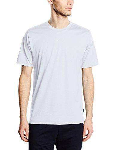Trigema Trigema Herren T-Shirt-Camiseta Mujer Blanco (Weiss 001)