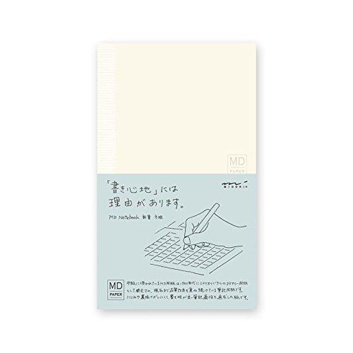 Midori Md Notebook  Shinsho  Grid Ruled  Japan Import