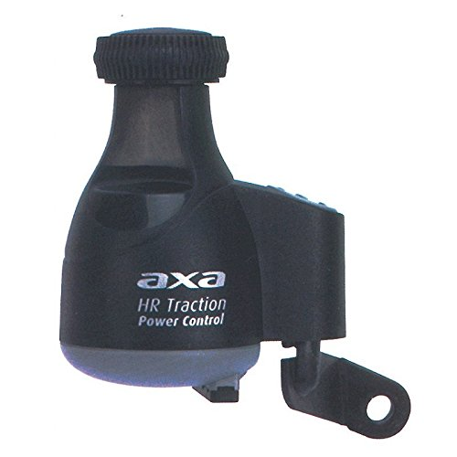 Axa Hochleistungsdynamo Hinterradmontage schwarz Ausführung rechts 2016 Dynamobeleuchtung