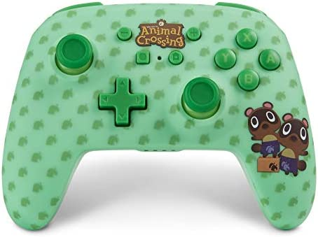 PowerA - Mando inalámbrico mejorado para Nintendo Switch: Timmy ...