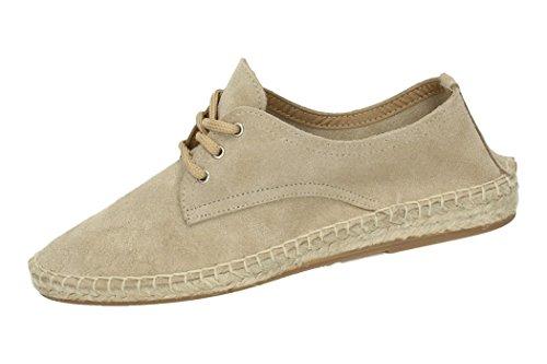 MADE IN SPAIN , Damen Sneakers Beige