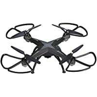 Mini RC Quadcopter Drone 2.4GHz Remote Phone Control Helicopter Drone(Black with Camera)