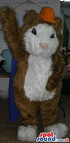 Squir (Brown Squirrel Costume)