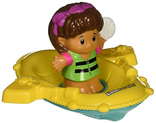 Fisher Price Little People Bathtub (Fisher-Price Little People Makin' Waves Raft)